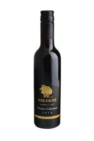 askerne wines 2018 dessert cabernet