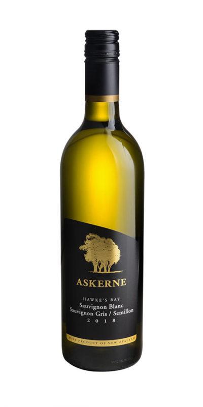 askerne wines 2018-sauvignon blanc-sauvignon gris / semillon