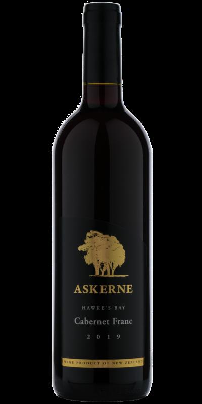 Award winning single variety Cabernet Franc Hawkes Bay, Gold A&P Bayleys Wine Awards, 1st Cuisine Bordeaux Tasting