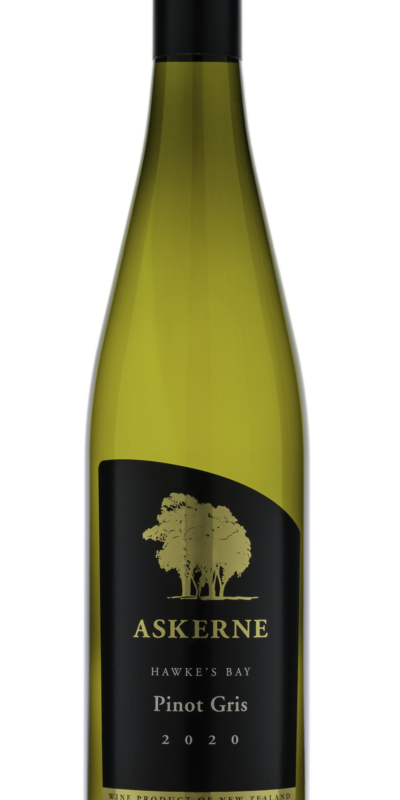Award winning Pinot Gris Hawkes Bay New Zealand - Gold London Wine Competition