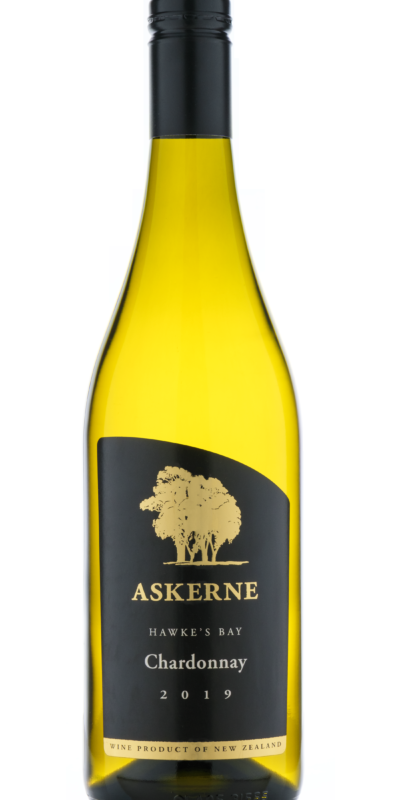 Askerne Award Winning Hawkes Bay Chardonnay 2019
