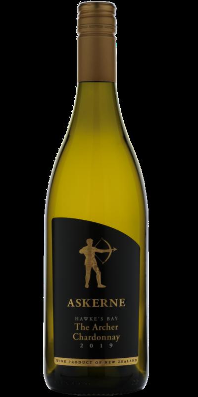 Award Winning Archer Chardonnay Askerne Winery Hawkes Bay - 2020 Hawkes Bay Chardonnay Selection